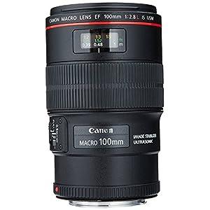 Best Epic Trends 51Fv86cqIGL._SS300_ Canon EF 100mm f/2.8L IS USM Macro Lens for Canon Digital SLR Cameras, Lens Only