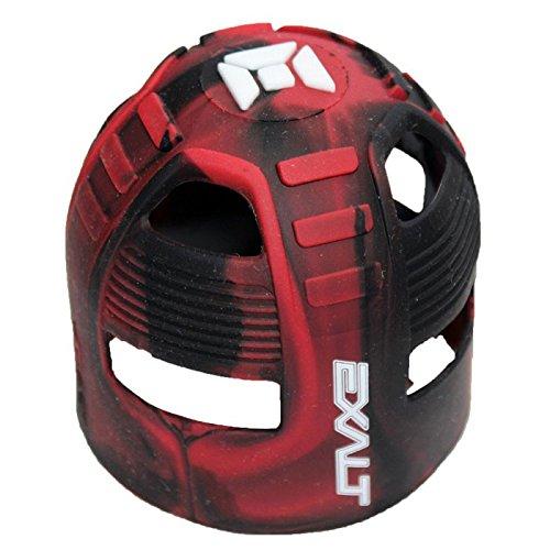 Exalt BB Accessories Tank Grip, Black/Red, 63841