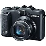 Canon 6350b001 12.1 Megapixel Powershot(r) G15 Digital Camera from CANON