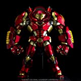 Sentinel Edit Iron Man 05 Hulkbuster Action Figure