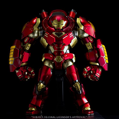 Sen-ti-nel Edit Iron Man #05 Hulkbuster Action Figure -