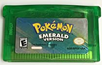 Pokemon Emerald (Third Party Release) GBA + Cartridge Case