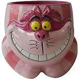 Silver Buffalo AW1795 Disney Alice in Wonderland Cheshire Cat Sculpted Mug, Multicolor
