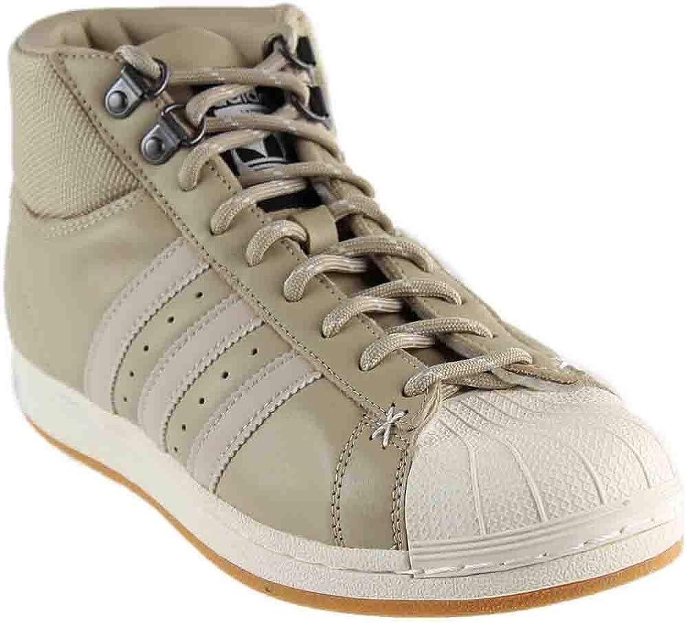 Cumplir cordura fusible  Amazon.com: adidas Boys Pro Model BT J Casual Sneakers, Tan, 4.5: Shoes