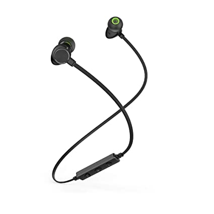 Amazon.com: ZYX AWEI WT30 Wireless Sports Bluetooth Headset, Magnetic Metal, Stereo Sound Quality, no Noise, Neck Light-Mounted Waterproof Headphones: ...