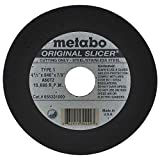 Metabo Slicer Cut Off Wheel 4-1/2'' X .040 Box Of 100