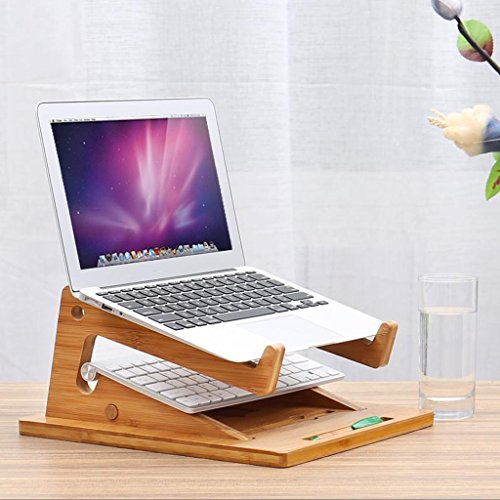 GHM Tables Tablet Laptop Stand Folding Table Portable Desk Desktop by GHM