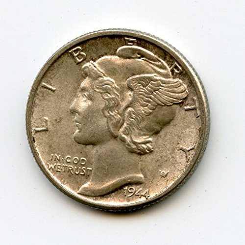 1944 Mercury Dime Dime MS-64