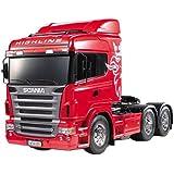 Tamiya - 300056323 - Les Véhicules - Camion Chargeur Scania R620 Highline - 3Achs - 1:14 - Moteur Electrique