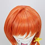 Love Live Sunshine Aqours Takami Chika Cosplay Wig Orange Hair