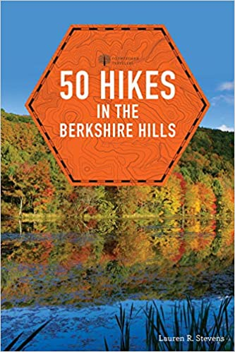 The 50 Hikes in the Berkshire Hills (Explorer's 50 Hikes) by Lauren R. Stevens travel product recommended by Cathy Husid-Shamir on Lifney.