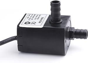 Mavel Star 12v dc Submersible Mini Water Pump PC CPU Water Cooling Pump 63 GPH