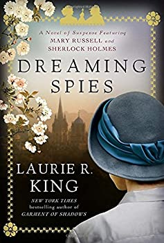 Dreaming Spies 0345531795 Book Cover