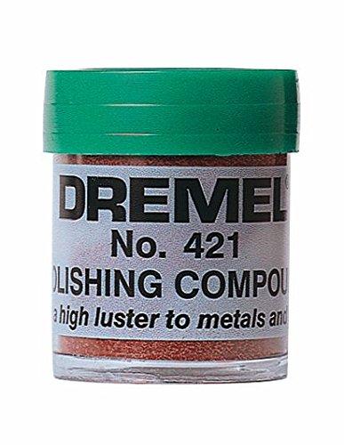 Dremel 421 - Compuesto de pulido D421