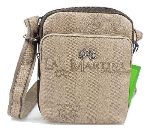 La Shoulder Hombre pad Martina L63PM3650012025 Marrón HrwrE