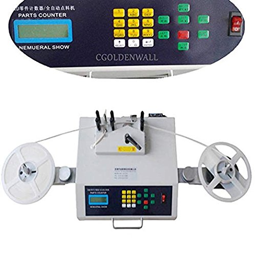 CGOLDENWALL YFX-611 Automatic SMD/SMT Parts Component Counting machine Counter Leak-detection 110V/220V (220V) by CGOLDENWALL (Image #6)