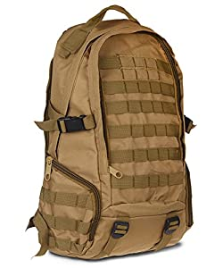 Amazon.com : Cool Walker Military Tactical Backpack Assault ...