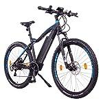 "51FvFCpVfgL. SS150 NCM Moscow Plus Bicicletta elettrica da Trekking, 250W, Batteria 48V 16Ah 768Wh 27,5"" Nero"