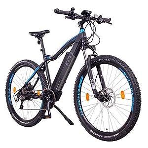 "51FvFCpVfgL. SS300 NCM Moscow Plus Bicicletta elettrica da Trekking, 250W, Batteria 48V 16Ah 768Wh 27,5"" Nero"