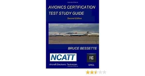 avionics certification test study guide second edition bruce rh amazon com Avionic Electronic Engineer Avionics Engineer Jobs