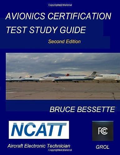 avionics certification test study guide second edition bruce rh amazon com Senior Systems Avionics Engineer Jobs Avionics Engineer Packaging
