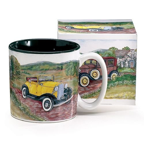 Classic Car Mug - 2