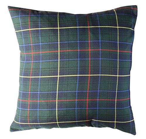 Escoces Verde - cojin decorativo - cojin rojo - cojin cama ...