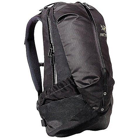 Arcteryx Arro 22 Backpack Black 22L, Outdoor Stuffs