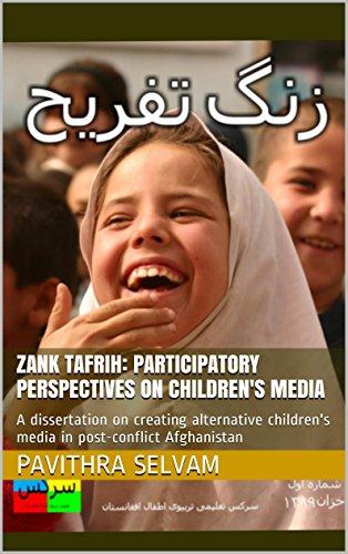 Zank Tafrih: Participatory Perspectives on Children