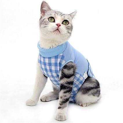 Ropa para Gatos Pequeños Pijamas para Perros Pequeños Abrigos ...