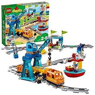 LEGODUPLO Güterzug (10875) Kinderspielzeug 8