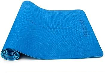 Amazon.com : Eco-Friendly Yoga Mat for Sustainable Yoga ...