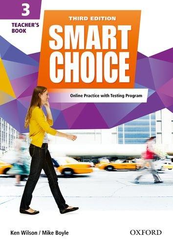 book smart choice 3 teachers