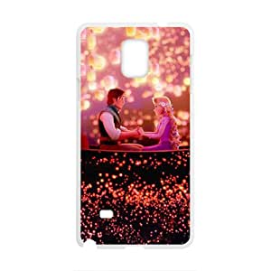 SHEP Tangled romantic lover Phone Case for Samsung Galaxy Note4