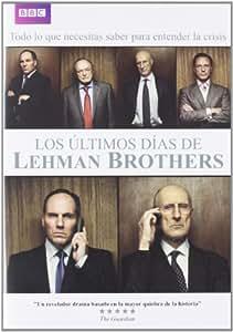 Los Últimos Días De Lehman Brothers [DVD]