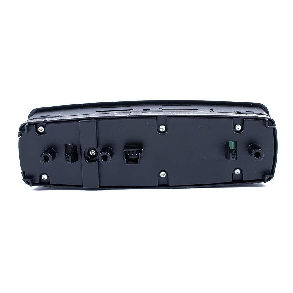 Amyove Main Power Window Switch for Mercedes-Benz W164 GL320 GL350 GL450 ML500 OE 2518300290 with Kit