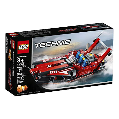 LEGO Technic Power Boat 42089 Building Kit (174 Pieces)