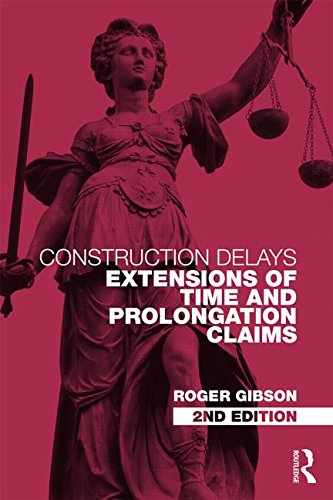 Pdf Home Construction Delays: Extensions of Time and Prolongation Claims