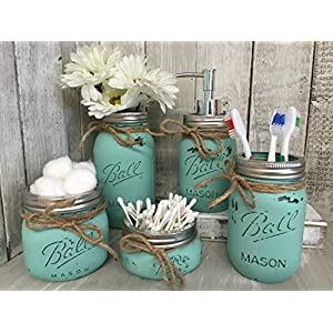 51FvNB9PlPL._SS300_ 70+ Beach Bathroom Accessory Sets and Coastal Bathroom Accessories 2020
