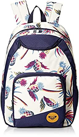 Roxy Men's Shadow View Poly Backpack, Pina Colada