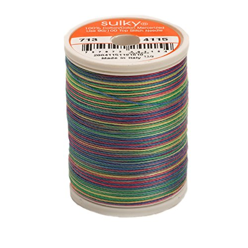 Sulky Blendables Thread for Sewing, 330-Yard, Wildflowers