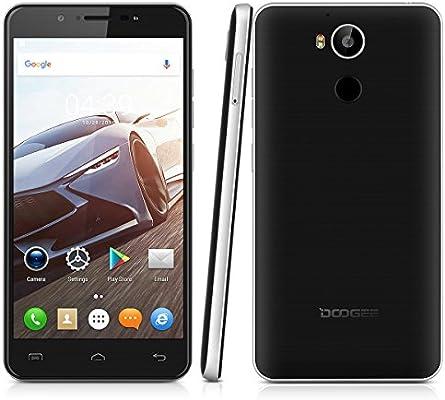 DOOGEE F7 - Smartphone Libre Android 6.0 (Pantalla 5.5
