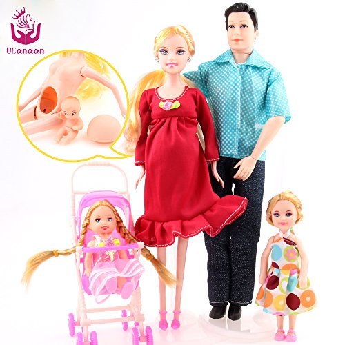 Twin Dolls Pram For 7 Year Old - 3