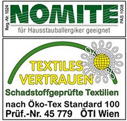 coussin pour enfants Enfants Oreiller 40/x 60/60/% duvet Classe I 180/g doux produit de qualit/é allemande