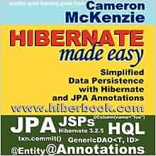 Hibernate made easy cameron mckenzie