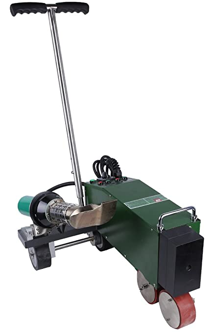 TPO PVC Roof Waterproofing Membrane Hot Air Welding Machine