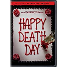 Happy Death Day (DVD 2017) Horror, Mystery & Thrillers