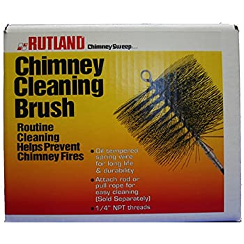 Amazon Com Rutland Krk 18 Fiberglass Chimney Brush Rod