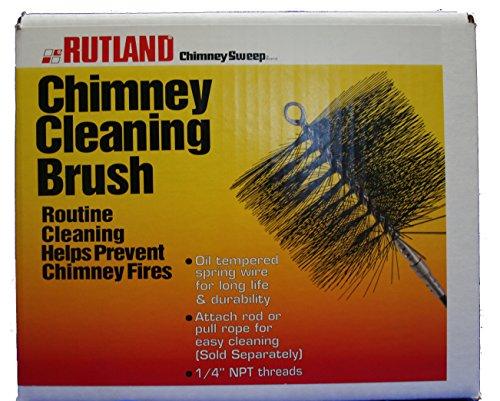 8x12 chimney brush - 2