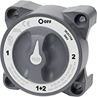 BLUE SEA SYSTEMS 3003 / Blue Sea 3003 HD-Series Battery Switch Selector w/Alternator Field Disconnect